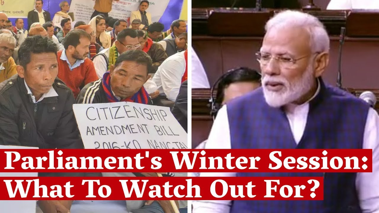 Parliament's Winter Session: What To Watch Out For