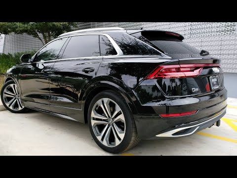 2019 Audi Q8 Prestige Quick Drive and Price