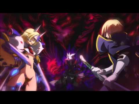V 13 Blazblue Blazblue! Uncontrolled Rage(Black Beast Ragna)(Fanmade) - YouTube