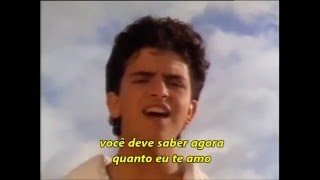 Glenn Medeiros  Nothing's Gonna Change My Love For You tradução