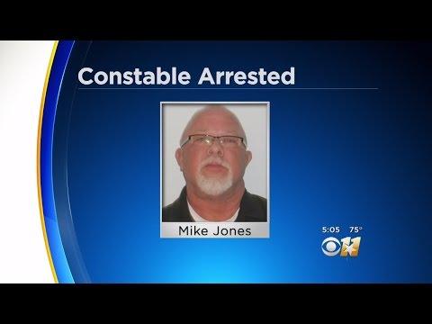 Ellis County Constable Arrested Again
