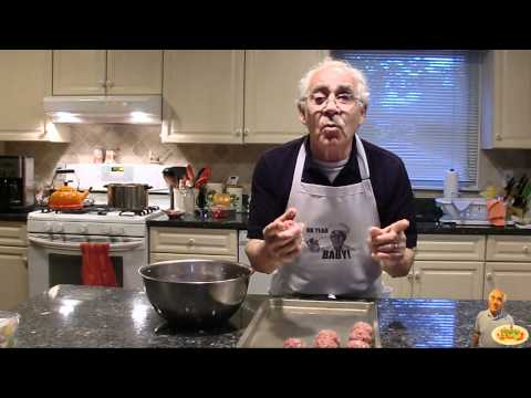 Meatball Recipe - Chef Pasquale