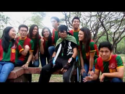 Happy (Pharrell Williams Cover) - UP Concert Chorus Promotional Video 2014