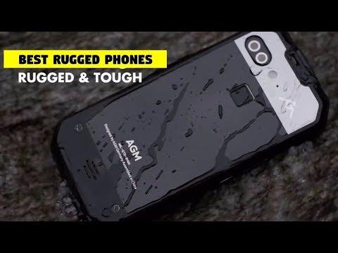 Top 10 Best New Rugged Phones Most Durable Smartphones