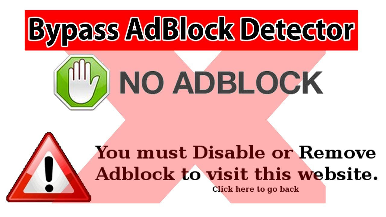 ByPass AdBlock Detector in Any Browser | TechiVeer