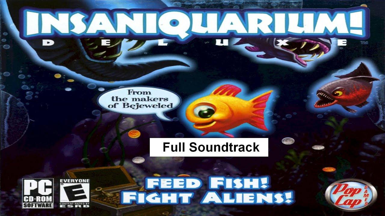 Insaniquarium Full Soundtrack [HQ]