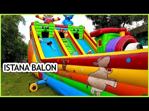 Toys Children Night Market BALLOON PALACE | Slump and Jump
