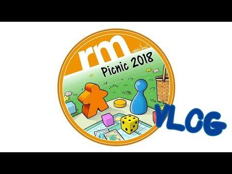 Recensioni Minute Vlog [115] - Picnic Ludico 2018