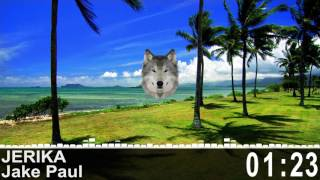 Jake Paul - JERIKA ft. Erika Costell & Uncle Kade [Bass Boosted]