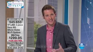 Aaron Baker TV Shopping Host Demo Reel