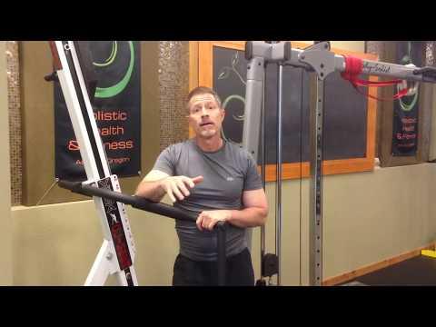 High Intensity Interval Training Versa Climber