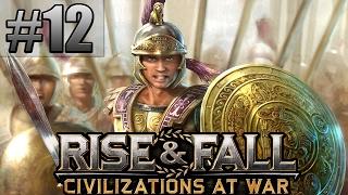 Прохождение Rise & Fall: Civilizations at War [Часть 12] Осада Галикарнаса