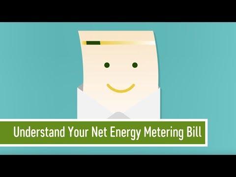 Solar & You Understanding Your NEM Bill