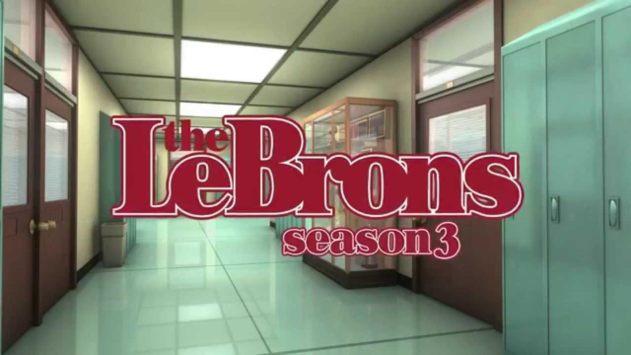 The LeBrons Season 3 Trailer - YouTube 9096c8ddd