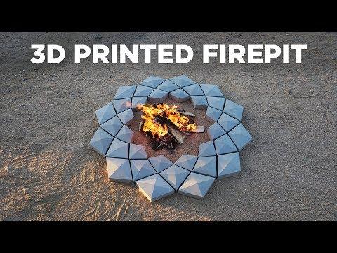 0 - DIY: Modernes Design für eine urige Feuerstelle