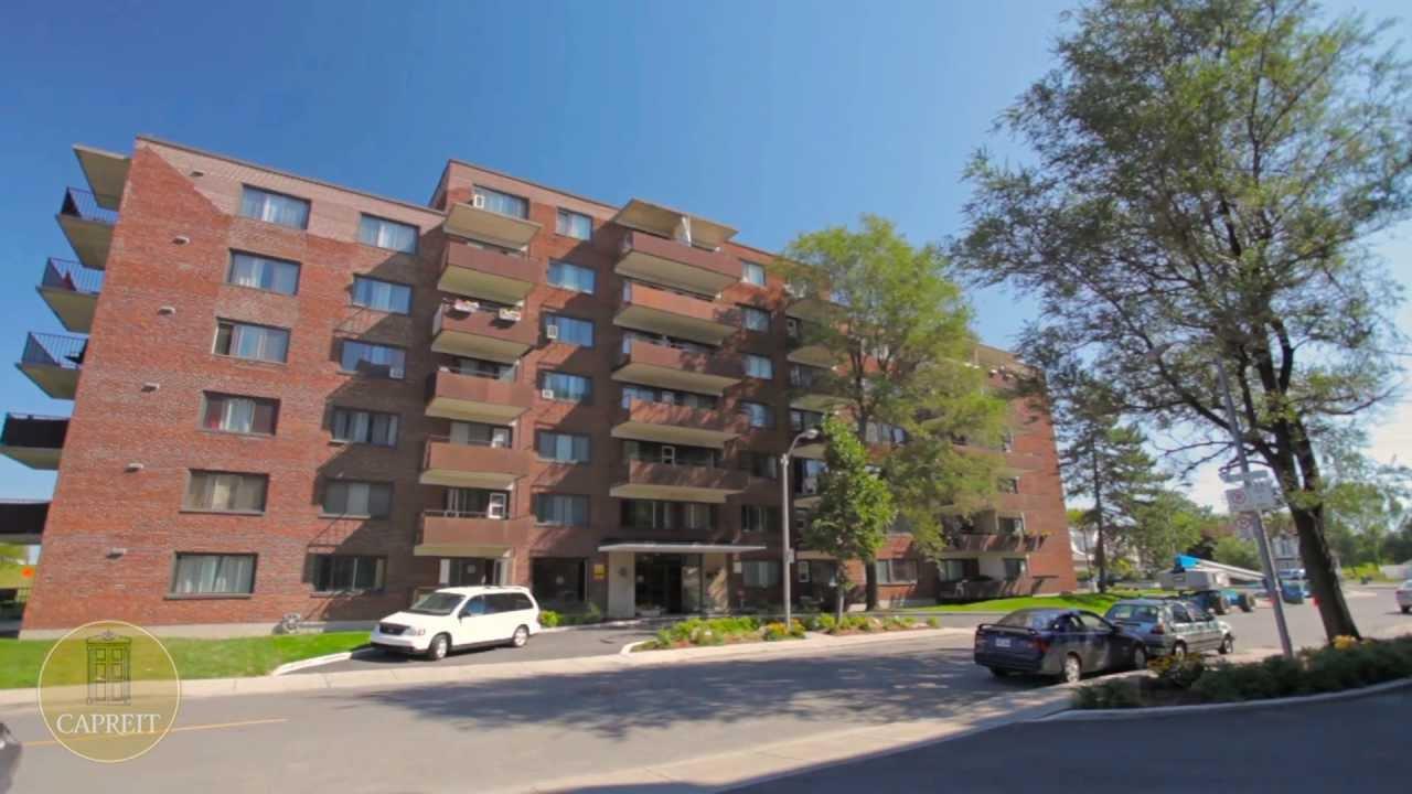 Montreal Apartments for Rent Video - 455 Avenue Racine