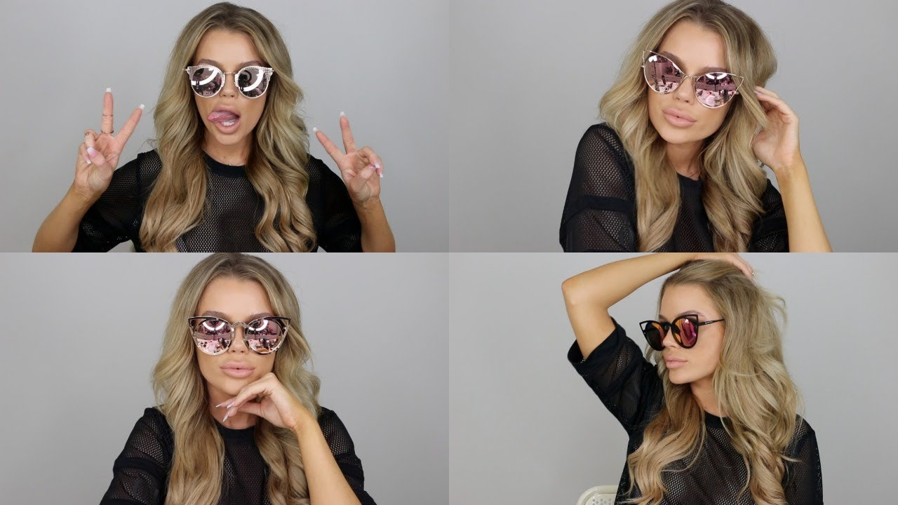 26195d0079 Sunglasses Haul