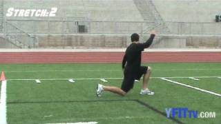 Professional Warm Up for Any Sport!