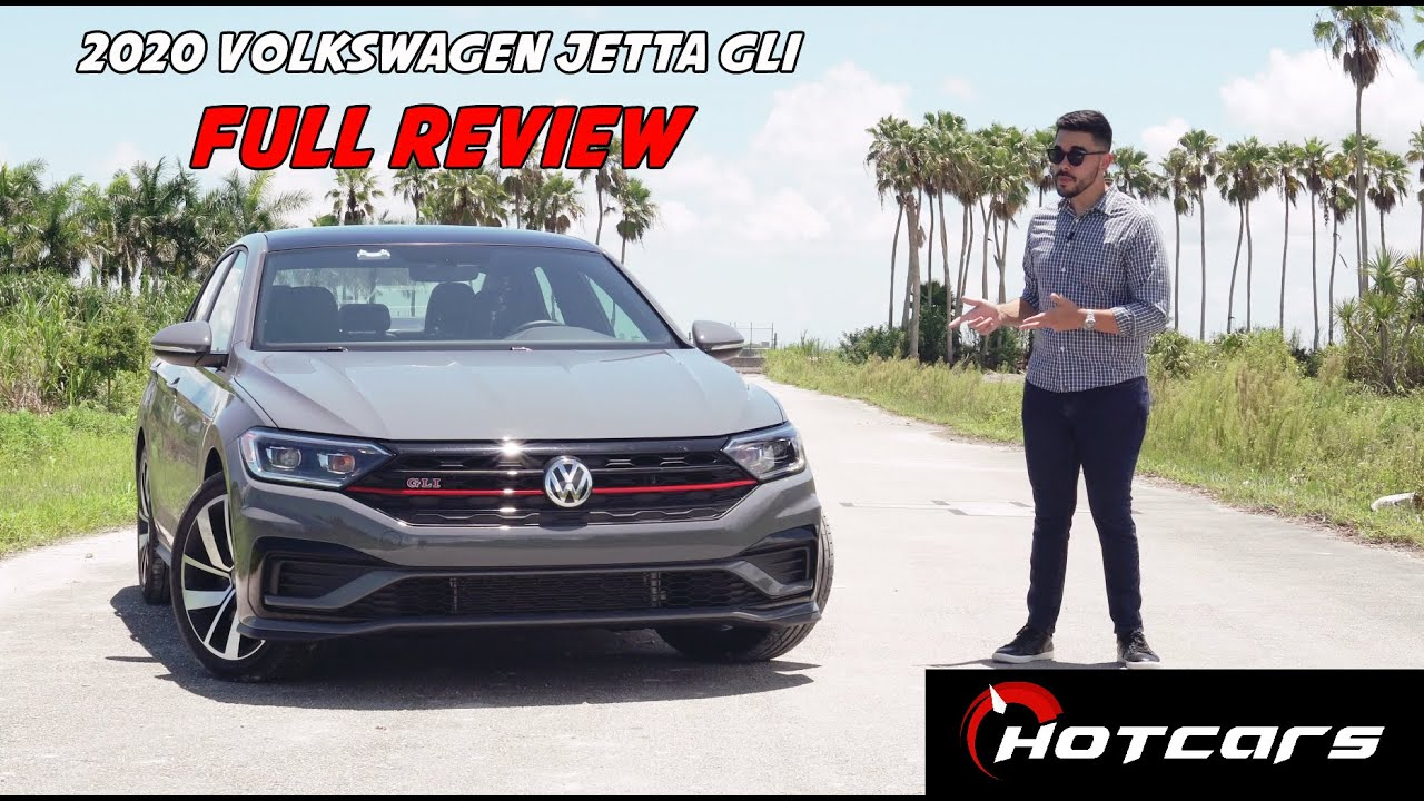 2020 Volkswagen Jetta GLI: Why It's One Of The Best Family Sedans You Can Buy