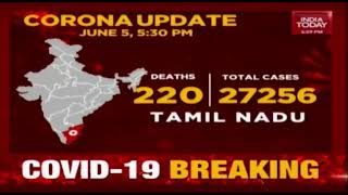 COVID-19 Update From Across The Country: Total Cases In India Stands At 2,26,770