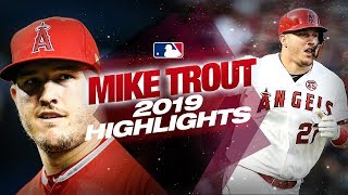 The Best in the Game: Mike Trout's 2019 Highlights