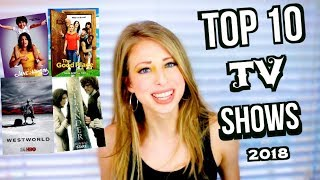 TOP 10 TV SHOWS 2018 | XTINEMAY