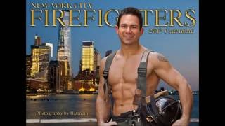2017 FDNY Calendar of Heroes, Real NYC Firefighters