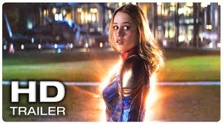 AVENGERS 4 ENDGAME Captain Marvel Flies to Space to Save Tony Stark Trailer (NEW 2019) Movie HD