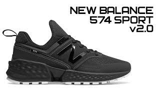 ПУШКИ | New Balance 574 Sport v2 0 | MS574KTB