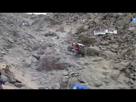 King Of The Hammers 2012 Last Chance Qualifying 2/8/2012. Jeff Rector