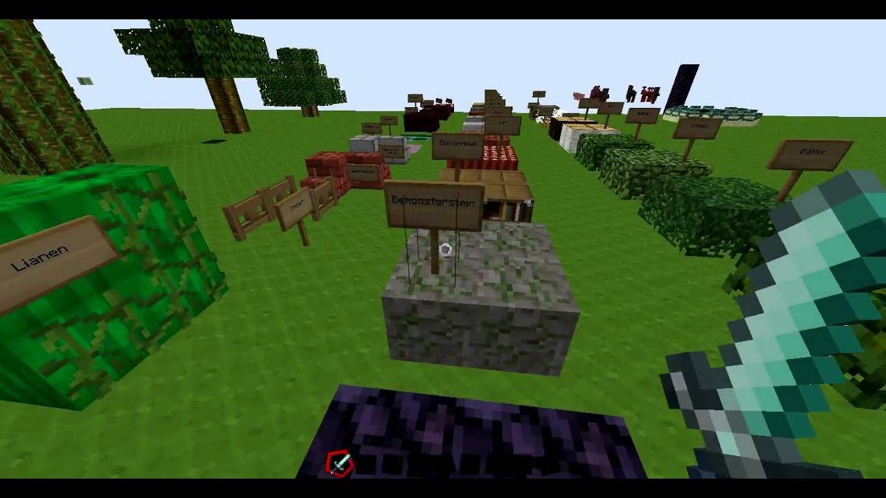Minecraft Texture Pack Vorstellung: Sphax PureBDCraft ...  Minecraft Textu...