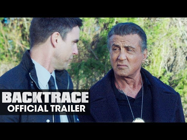 Backtrace (2018 Movie) Official Trailer - Sylvester Stallone, Ryan Guzman, Matthew Modine
