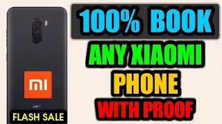 Trick To Buy Redmi Phones During Flash Sale l Live Demo l 100% Working