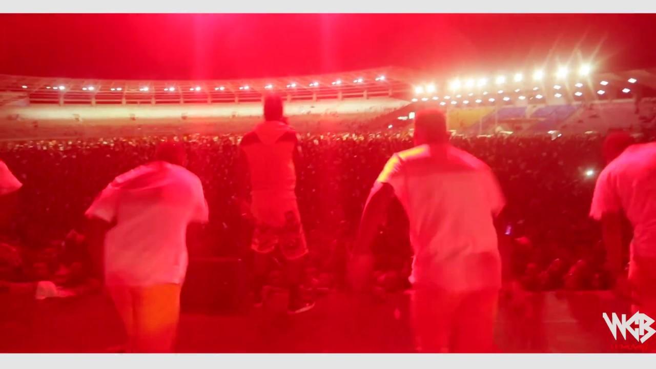 Diamond Platnumz - Live performance at Dar es salaam Taifa ...