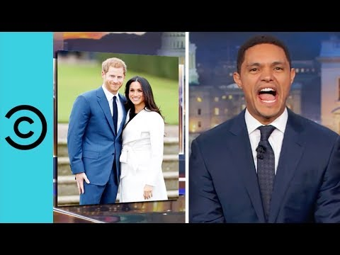 "Prince Harry Is Trevor Noah's ""Royal Ed Sheeran"" 