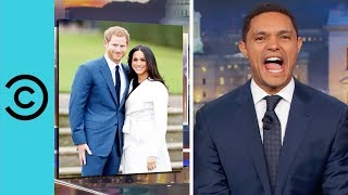 Prince Harry Is Trevor Noah