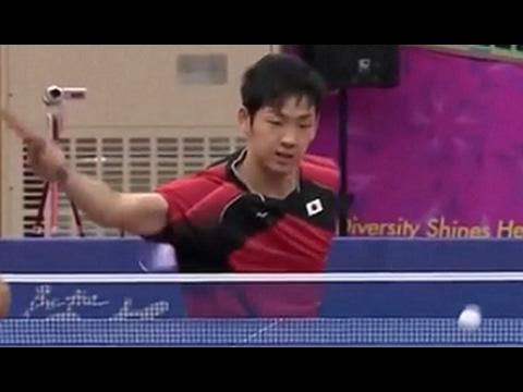 Yuto Muramatsu - Short Pips Defender