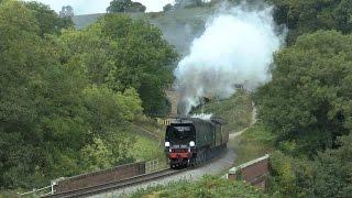 North Yorkshire Moors Railway - Autumn Steam Gala 2015