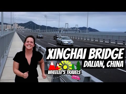 Exercising in China | Storytime | Dalian, China | Wheelee's Travels