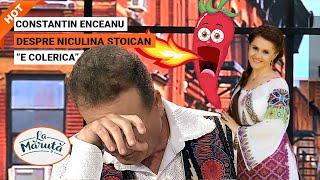 """🔥 Dupa scandalul din muzica populara, Enceanu rupe tacerea la sosurile iuti: """"E colerică"""