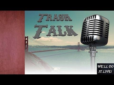ROYAL RUMBLE FANTASY BOOKING! COFFEE VS ENERGY DRINKS?! Trash Talk Podcast #30