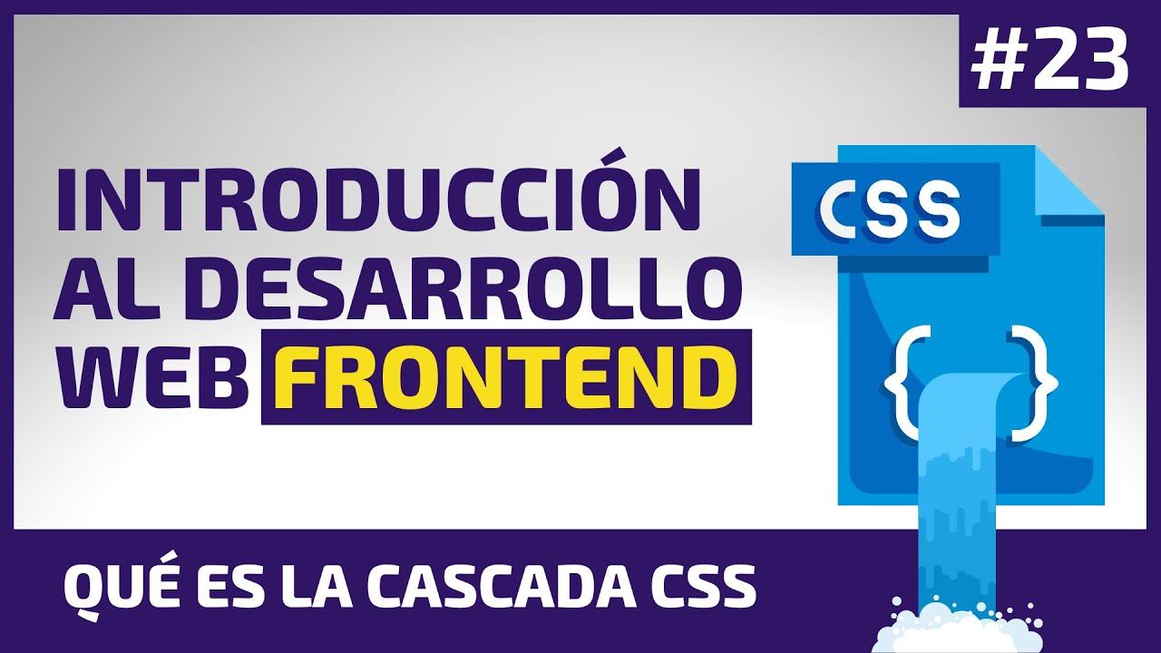Si no entiendes la CASCADA, no entiendes CSS ⚠️  - [Curso CSS 2021]