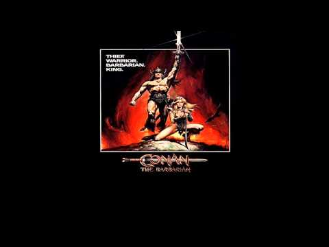 Conan The Barbarian Soundtrack Main Theme