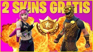 GET 2 FREE SKINS IN FORTNITE! YOU HAVE TO SEE IT! ALL SKINS THAT WILL COME FREE V-BUCKS