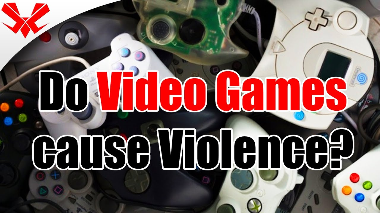 violent video games not the cause Christopher ferguson, stetson university professor and moral combat author,  and ed lee, recode managing editor, discuss the correlation.