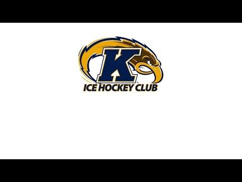 Kent State Ice Hockey vs John Carroll University 1/20/2017