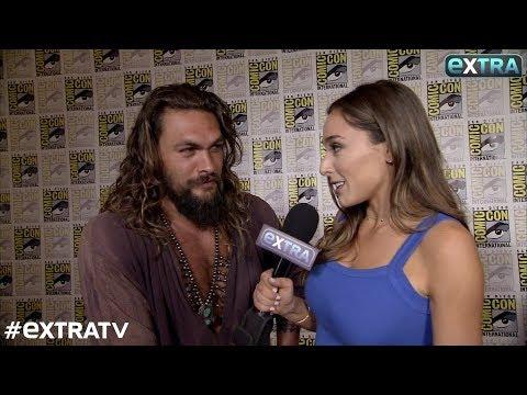 Comic-Con 2018: Is 'Aquaman' Star Jason Momoa Ready for Momoa Mania?!