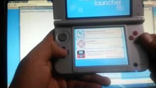 Hombrew Launcher - ThemeHax 3ds