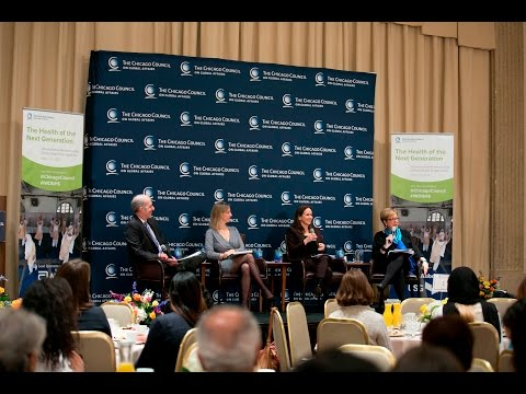 2016 IWD Global Health Symposium: Breakfast Keynote Panel