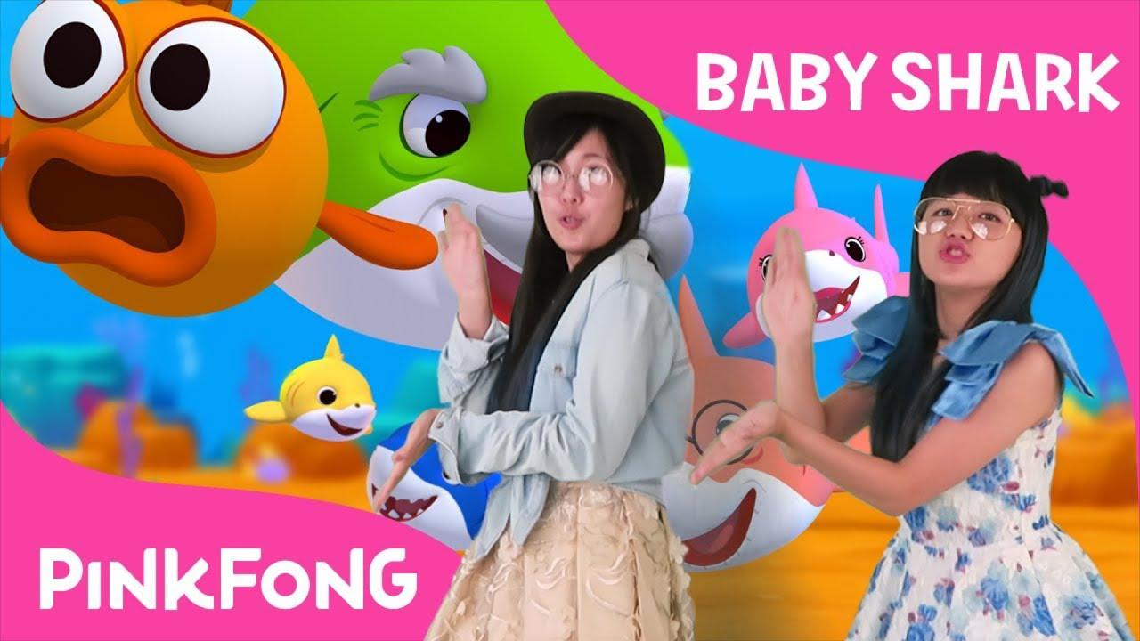 BABY SHARK DANCE - FULL VERSION ( Cindy Gulla ) - YouTube